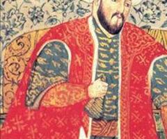 アラベスク:スレイマン1世